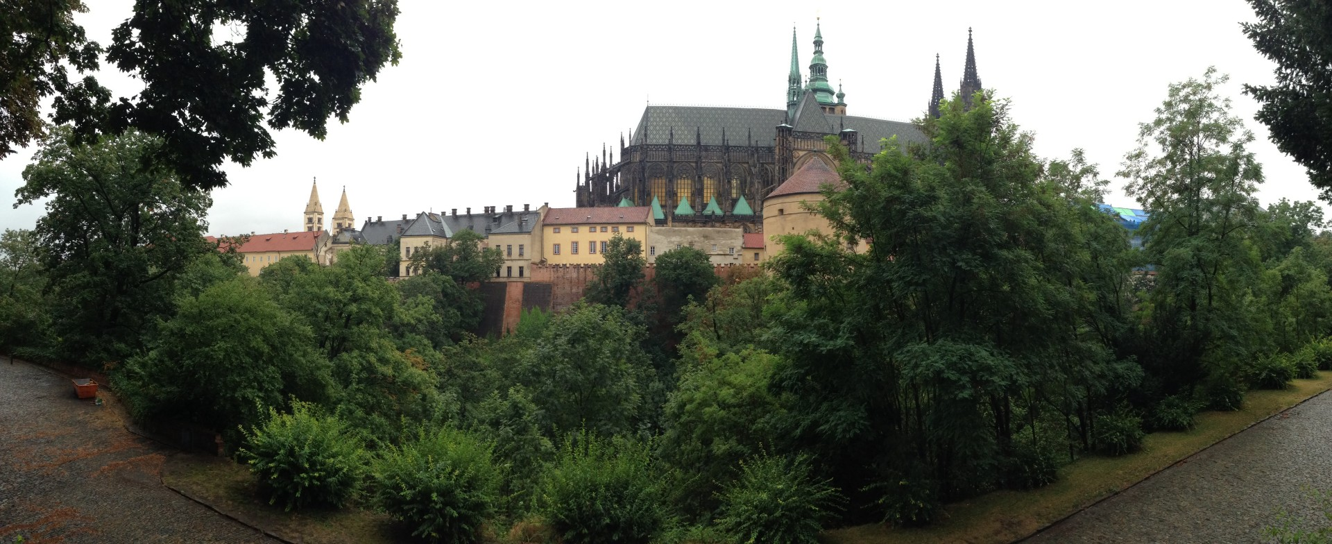 Prague royal castle