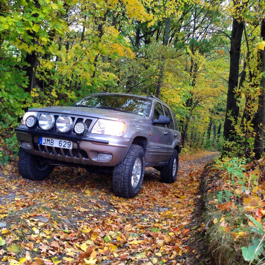 Jumbo Jeep Wj Gustaf Nilstadius