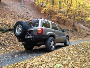 Czech Offroad Jeep WJ