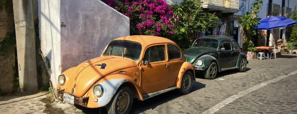Beatle bug Taxco, Mexico